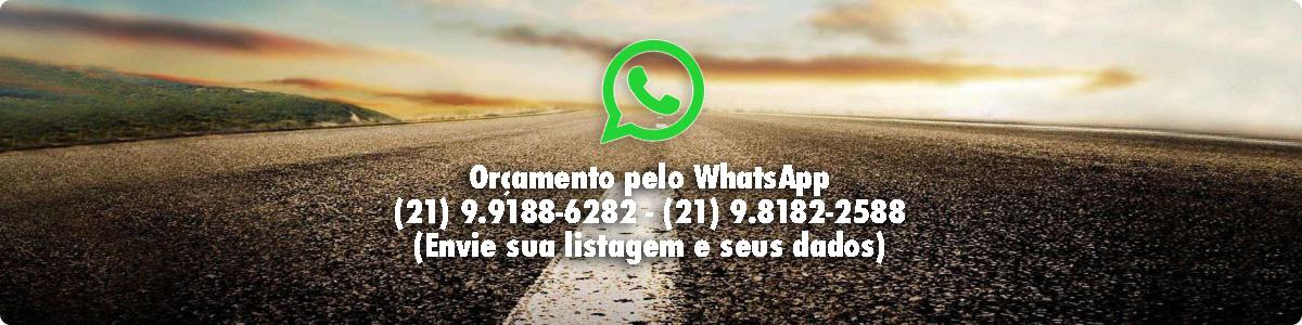 mudanças rj - orçamento whatsapp